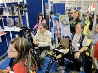 image photo : MARC PAGEAU ET ANDRÉ « GAG » GAGNON CARICATURISTES AU FESTIVAL DE LA BANDE DESSINÉE FRANCOPHONE DE QUÉBEC 2011
