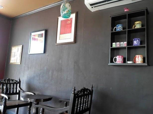 Vanilla Coffee - BF Resort Las Pinas