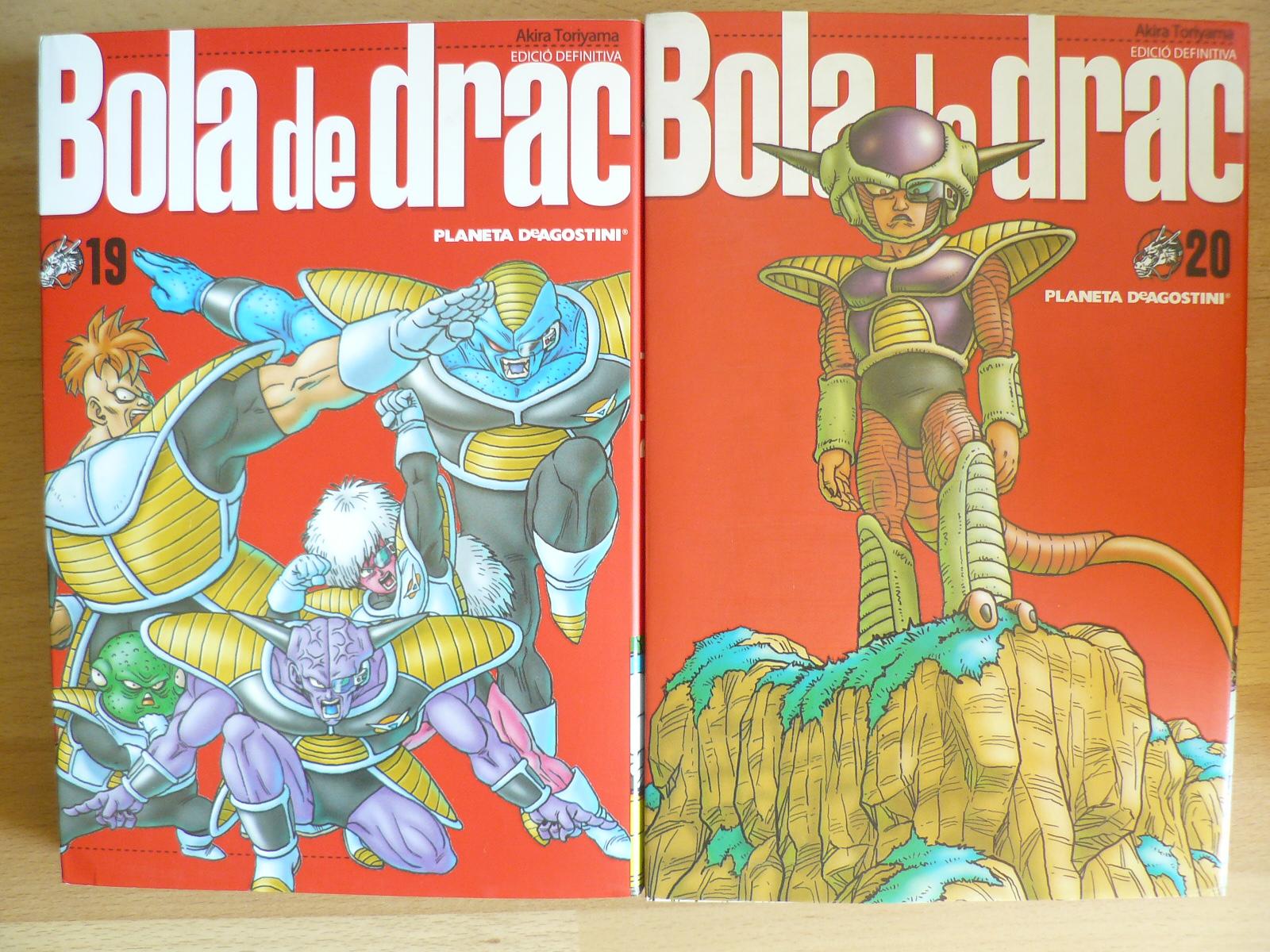 Inserte aquí título de blog: Colecciones: Bola de Drac