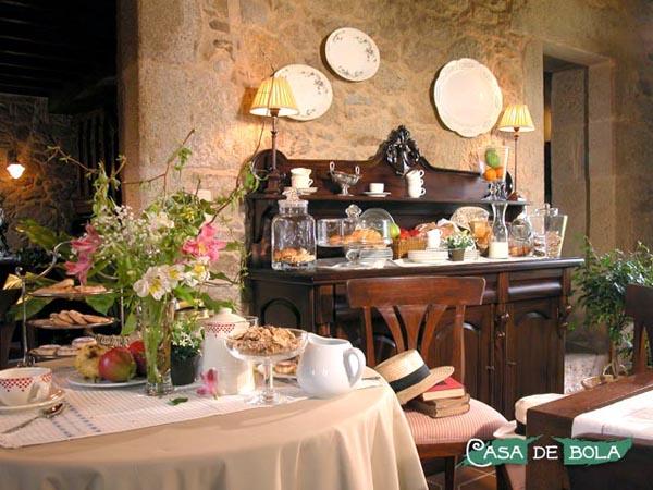 Rustik chateaux casa rural casa de bola en galicia - Casa rurales en galicia ...