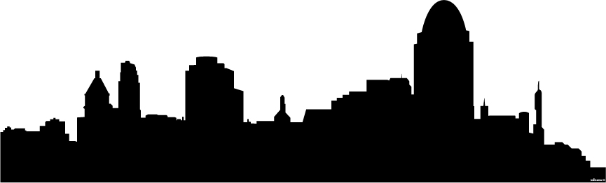 the sketchpad  cincinnati skyline