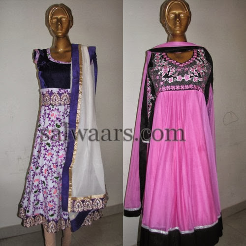 Printed Salwars For Sale