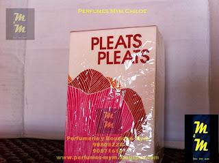 perfume pleats pleats