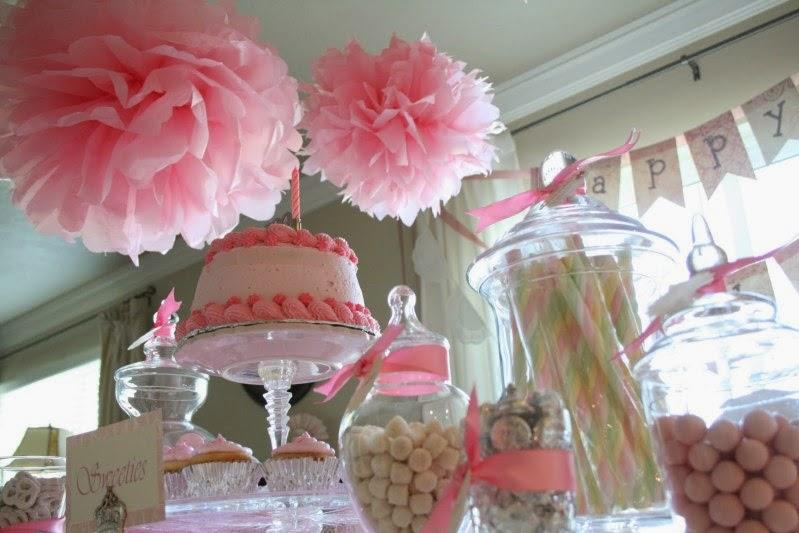 Fiestas Elegantes para Niñas, parte 3