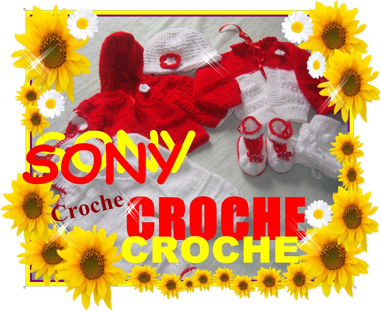 Croche da Sony