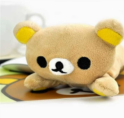 rilakkuma desktop accessories at CoolPencilCase.com