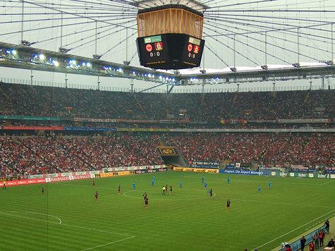live football stadion eintracht frankfurt commerzbank. Black Bedroom Furniture Sets. Home Design Ideas