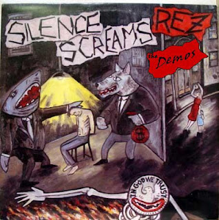 Rez - Silence Screams (The Demo\'s)