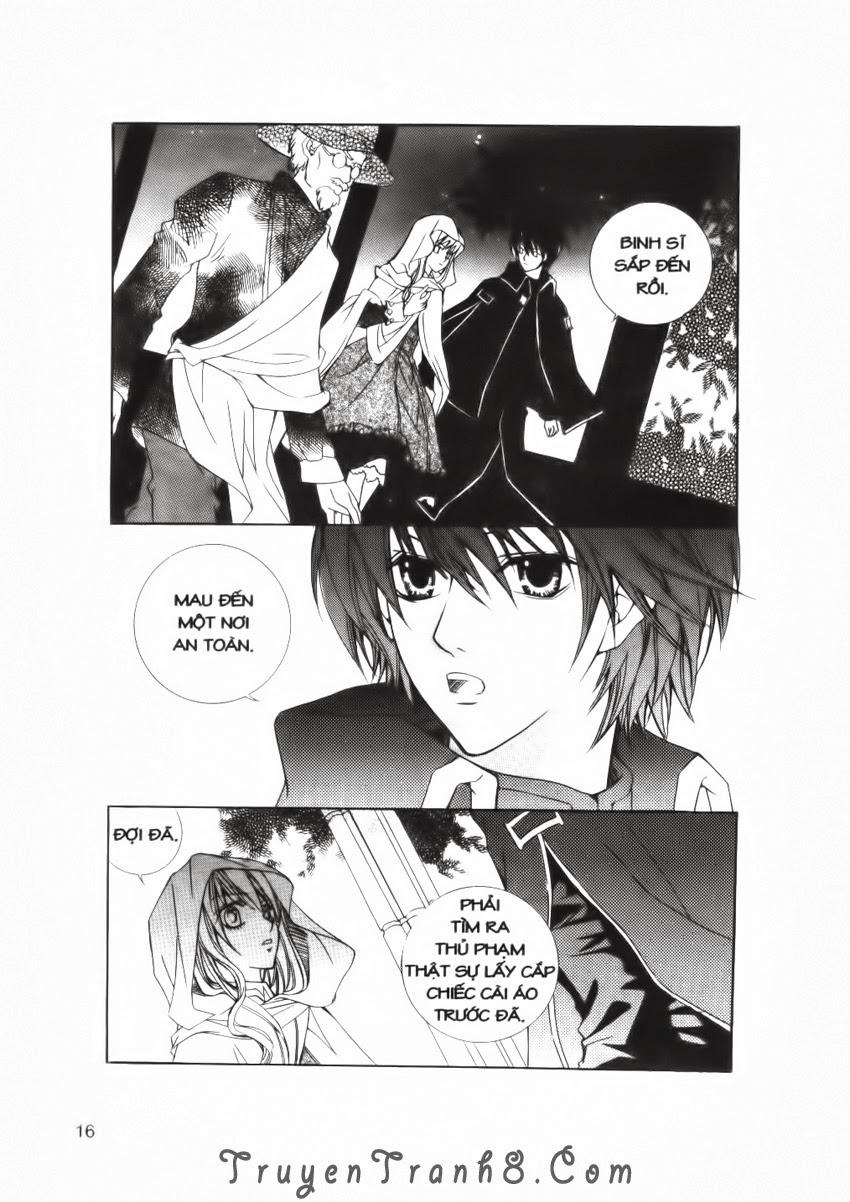 A Kiss For My Prince - Nụ Hôn Hoàng Tử Chapter 17 - Trang 17