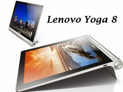 Lenovo Yoga 8 spesifikasi dan Harga