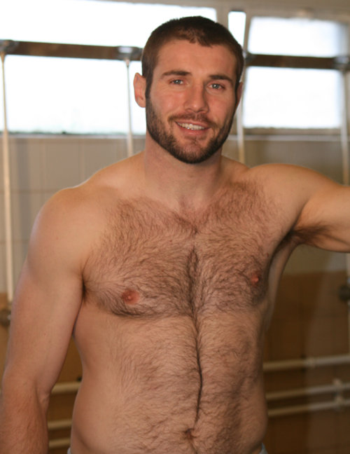 ... I haven't ever featured British rugby star Ben Cohen in Monday's Man.