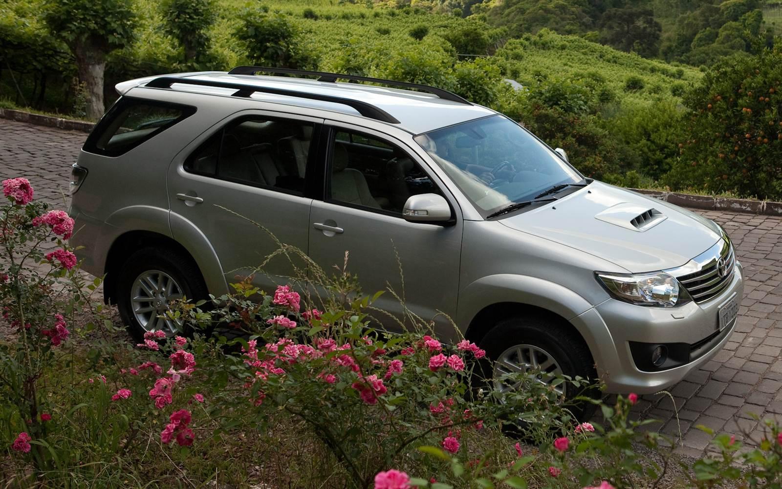 Toyota Hilux Sw4 Flex 7 Lugares Pre 231 O R 122 280 Reais