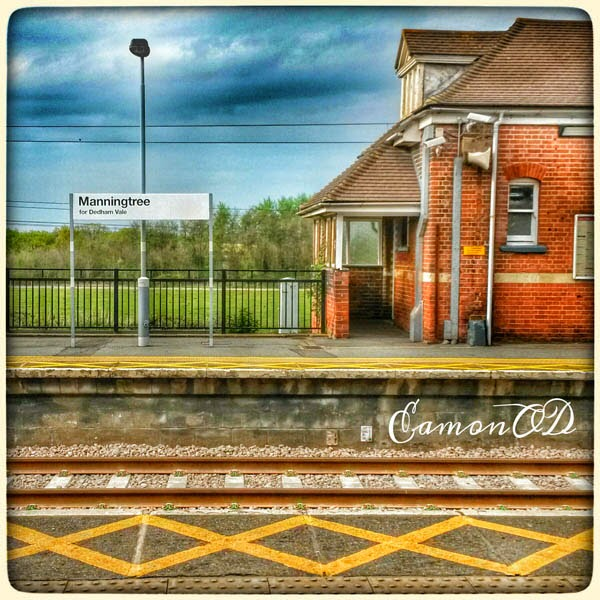 Manningtree Station, Constable Country