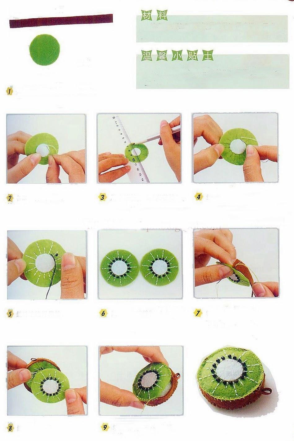 Cara Membuat Boneka Dari Kain Flanel