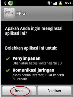 Tutorial Cara Brmain Game PS1 di Hp Android