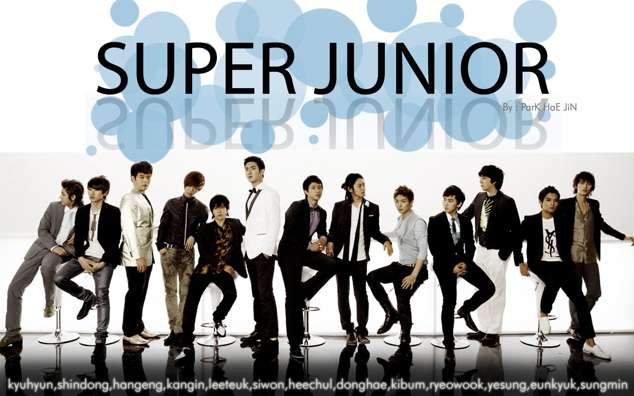 Daftar Lagu Super Junior Full Lengkap