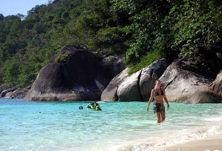 Famous Thailand Vacation Spots