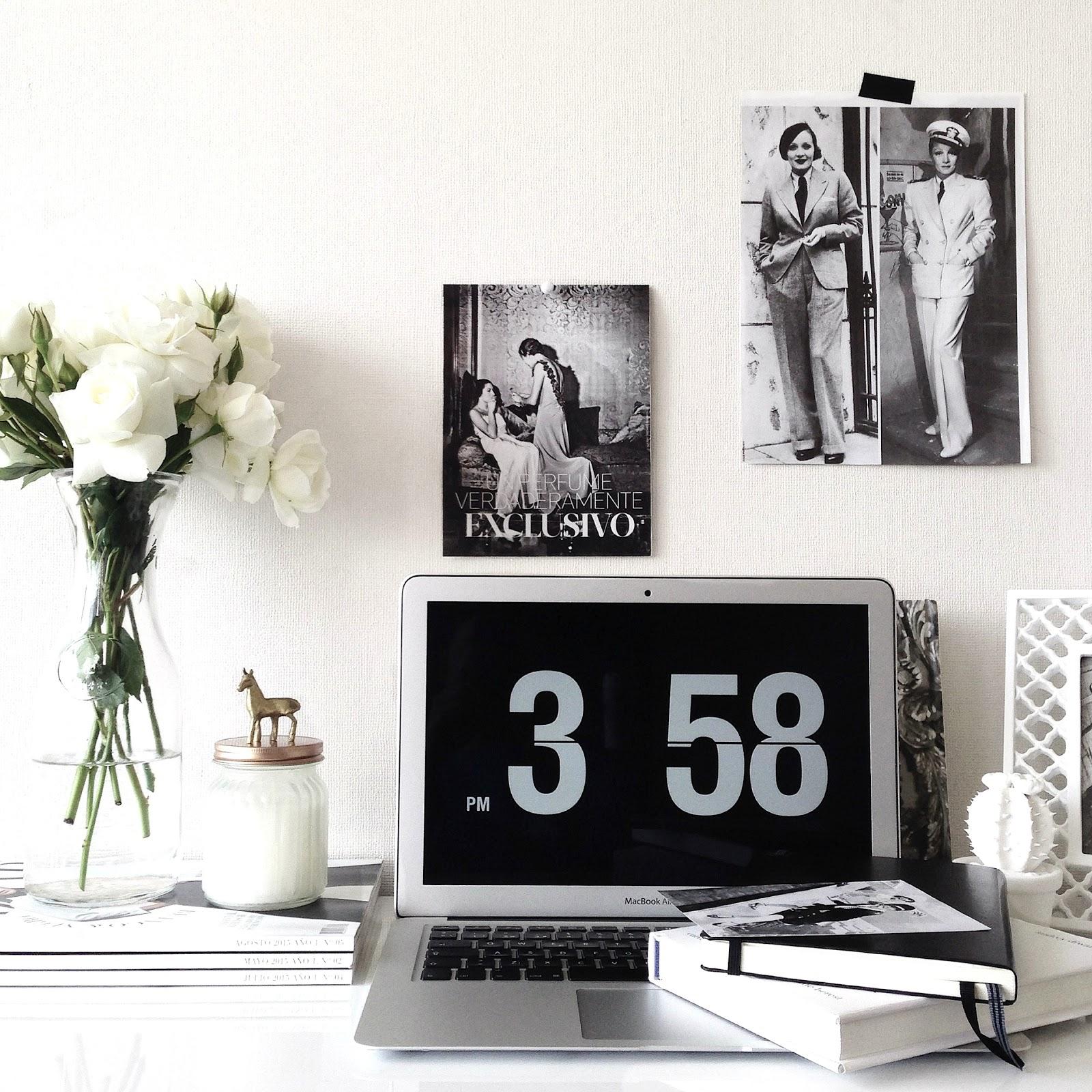 Glowcher como decoro mi escritorio o lugar de trabajo for Como decorar mi escritorio de trabajo