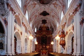Lucerna Chiesa dei Gesuiti