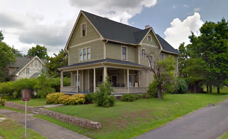 418 W. Liberty Street, Salisbury NC 28144 ~ circa 1900 ~ $225,000