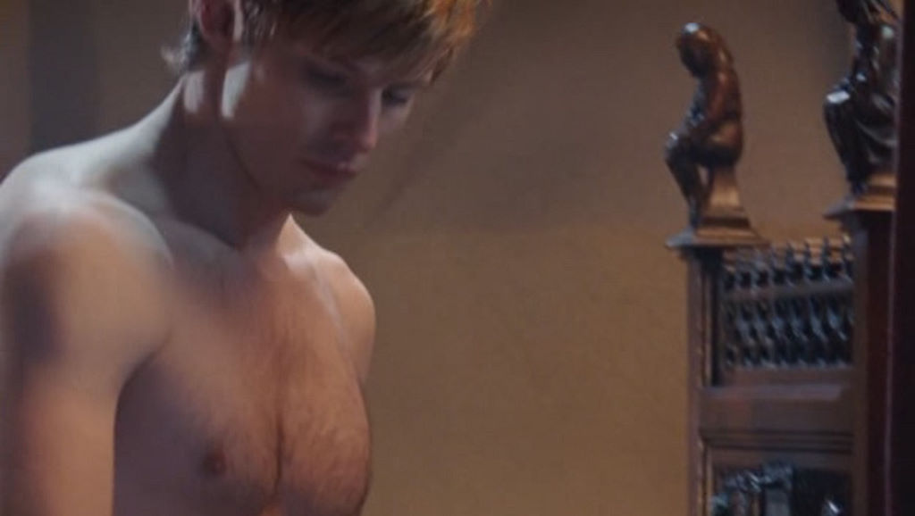 Naked bradley james