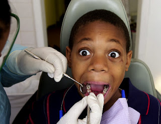 My Aspergers Child: Dentist Tips
