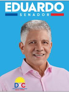 Eduardo Estrella senador.