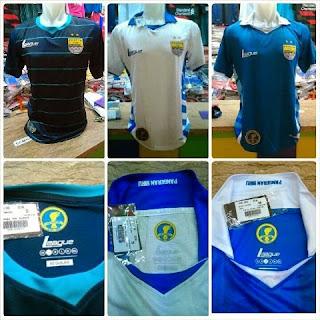 gambar jersey persib bandung home away third terbaru musim depan 2015/2016 kualitas graed ori made in Thailand