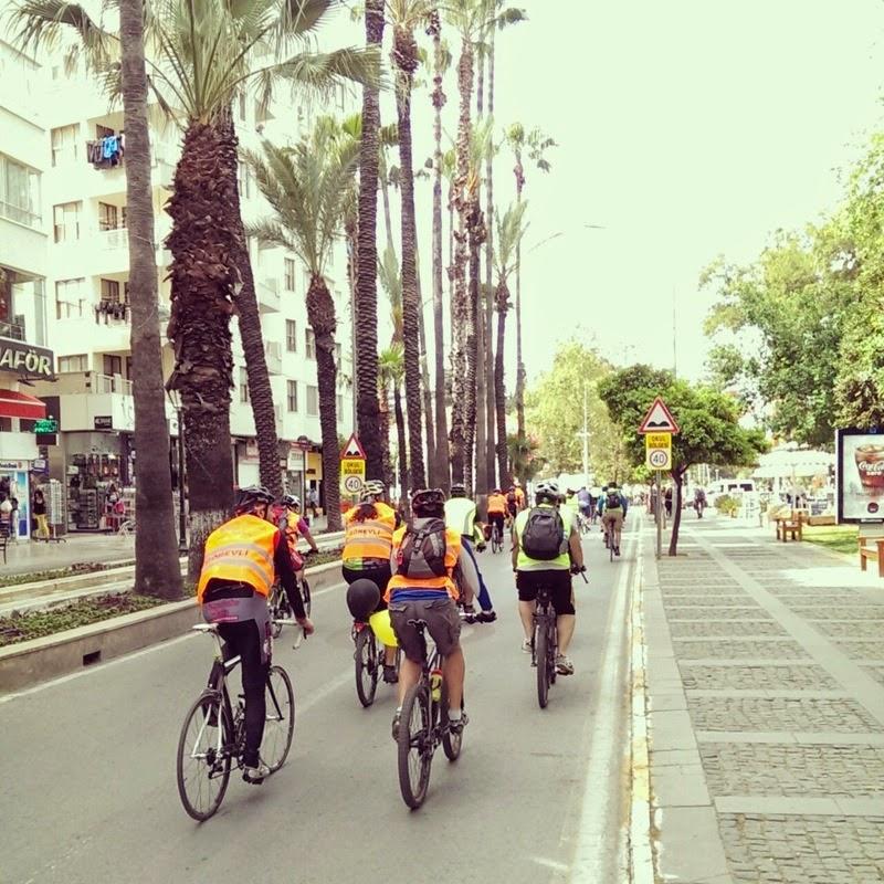Antalya bisiklet