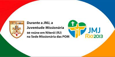 Pontifícias Obras divulgam programação da Sede Missionária na JMJ Rio 2013