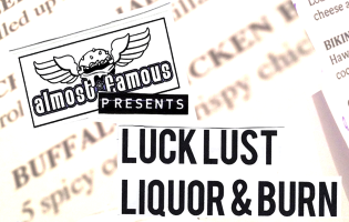 Luck, Lust, Liquor & Burn - Manchester