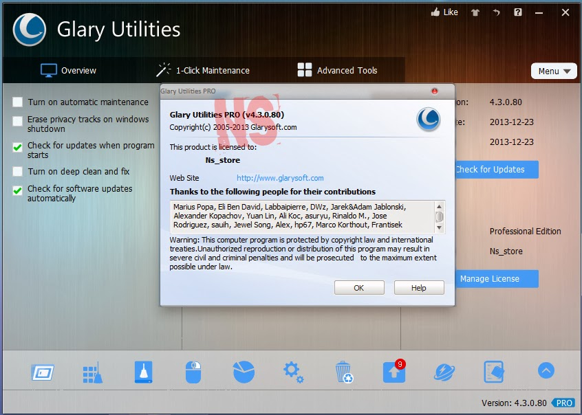 Glary Utilities - Download