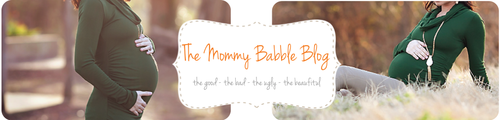 The Mommy Babble Blog