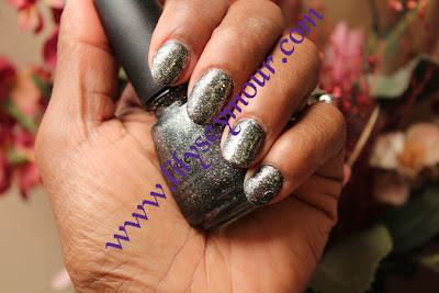 Gel Nail Overlay Using Soak-off Gel Nail System
