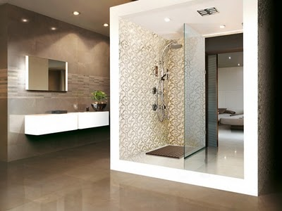 Badezimmer Wand Verputzen - Design