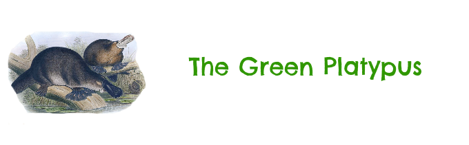 The Green Platypus