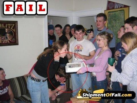 funny birthday Fail 5