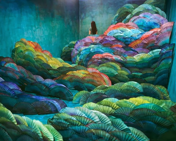 Stage of Mind by Jee Young Lee 7