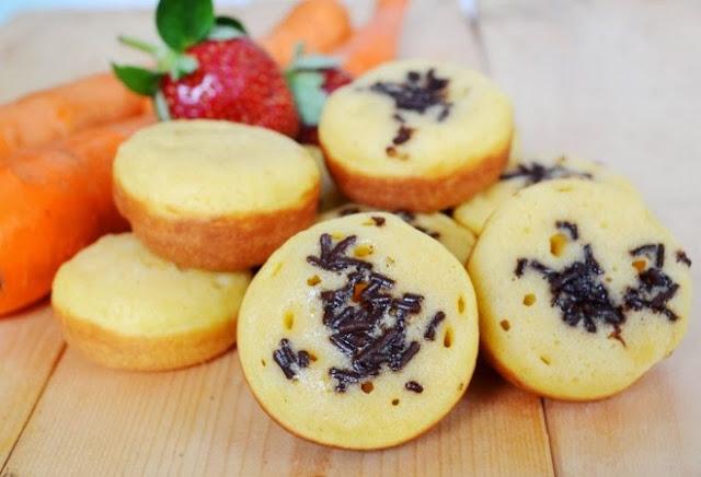 Resep dan Cara Membuat Kue Cubit Enak dan Empuk ala Abang ...