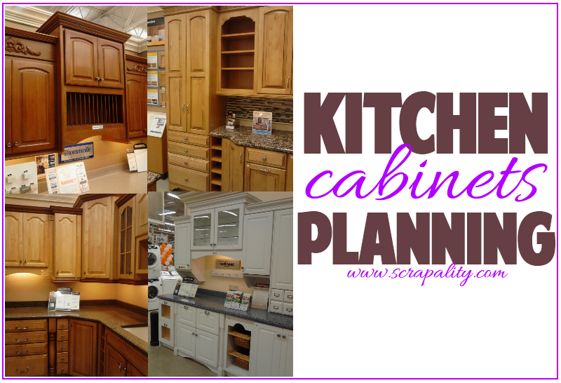 Kitchen Planning: Cabinets Part 2