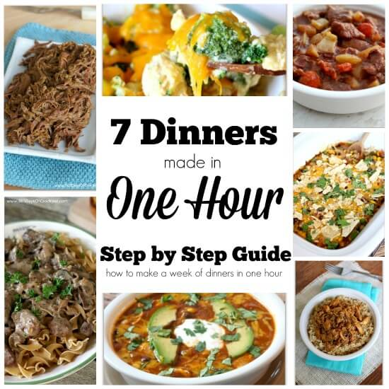 16 freezable slow cooker dinners with to make ahead freeze and then cook 365 days of slow cooking - Can You Freeze Fresh Broccoli