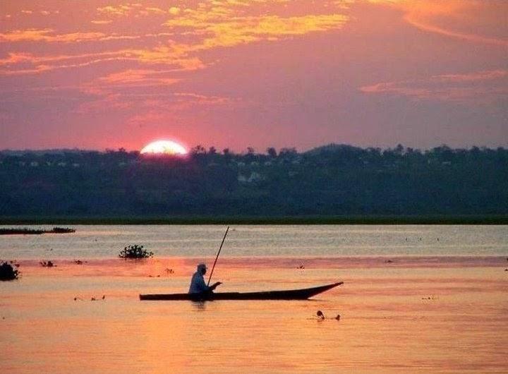 Pescaria em Corumbá. Foto cedida por Anderson Luís