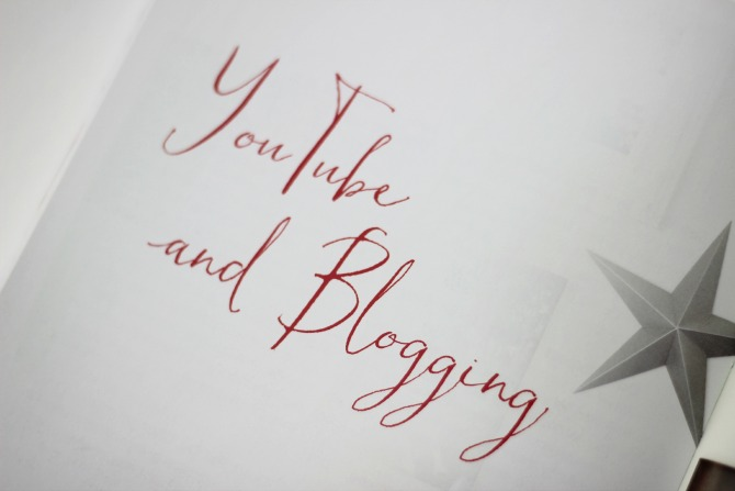 YouTube and Blogging