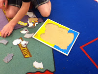 puzzle, fine motor, learning ahoy, special education