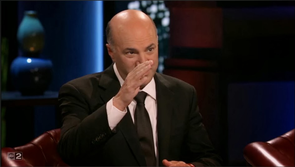 kevin oleary shark tank mean