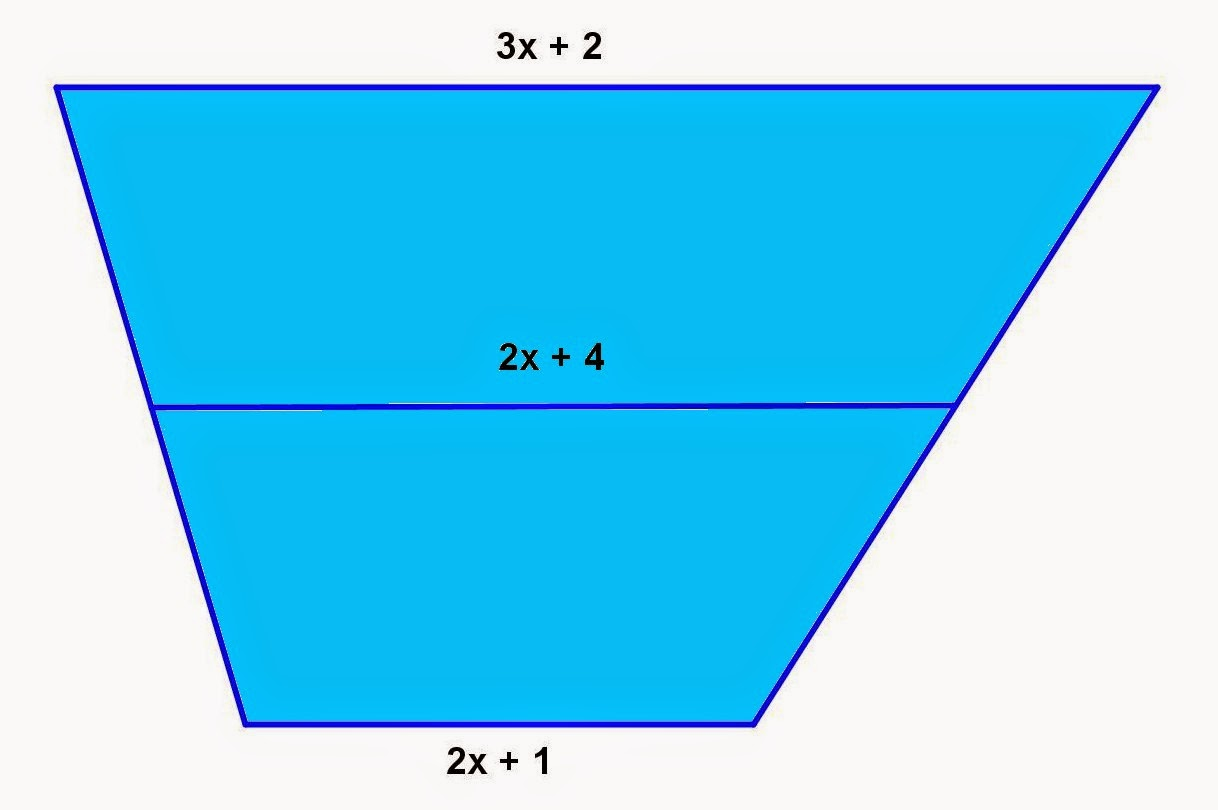 Java Program To Find Area Of Trapezoid 3 Photo By Math Principles In  Everyday Life