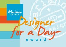 Disigner for a Day Award