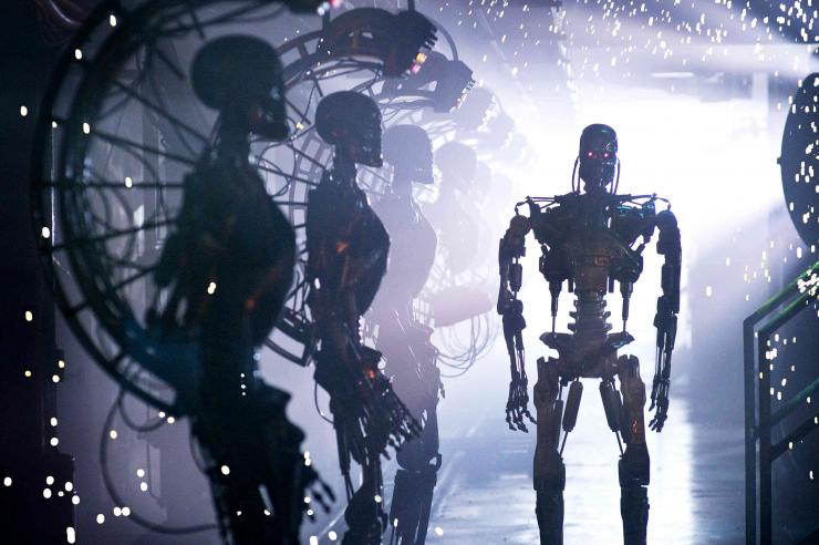 The top 50 robots and AI computers in the movies Den of Geek