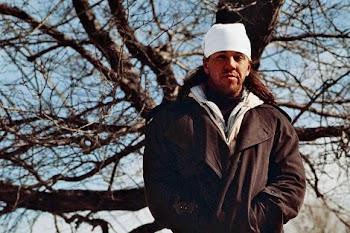 David Foster Wallace en 1996.