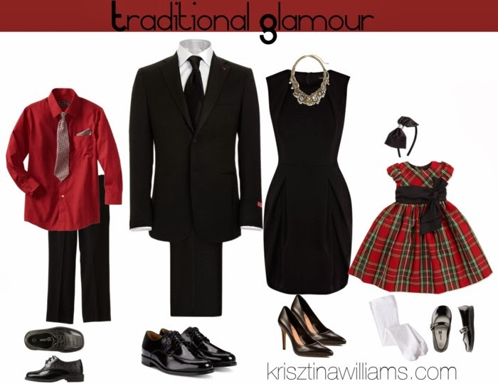 ideas for family christmas pictures outfits
